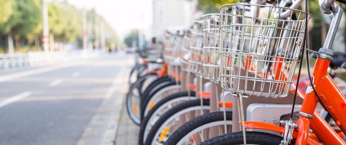 Guía Shanghai, Alquiler bicicletas