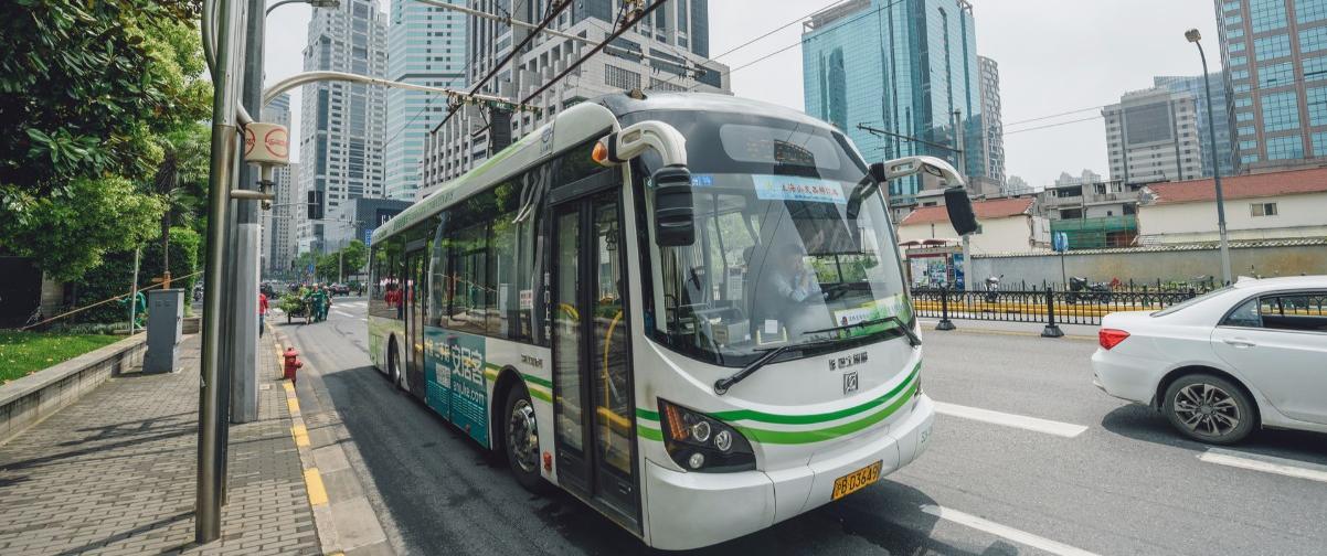 Guía Shanghai, Bus