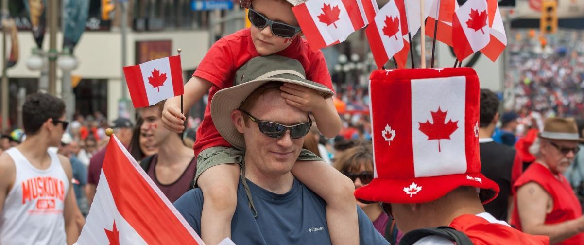 Guía Toronto, Canada Day