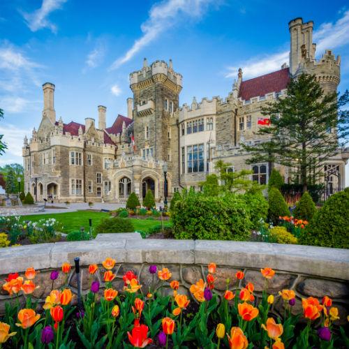 Guía Toronto, Casa Loma
