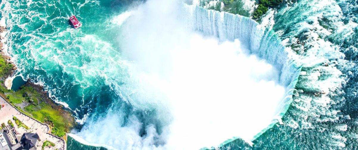 Guía Toronto, Cataratas del Niágara