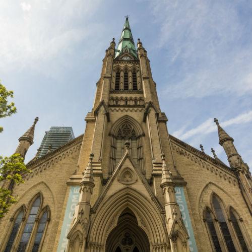 Guía Toronto, Saint James Cathedral