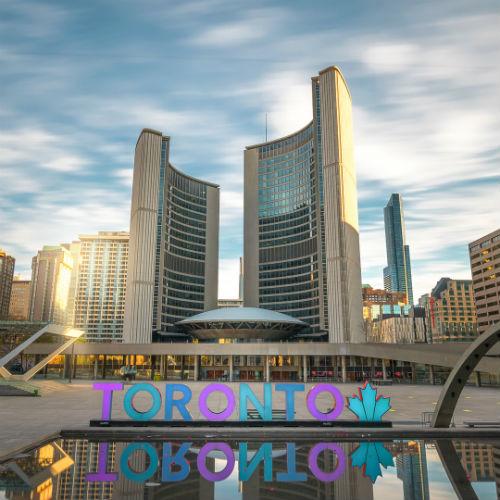 Guía Toronto, City Hall