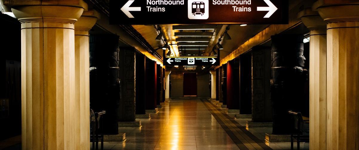 Guía Toronto, Estación de metro