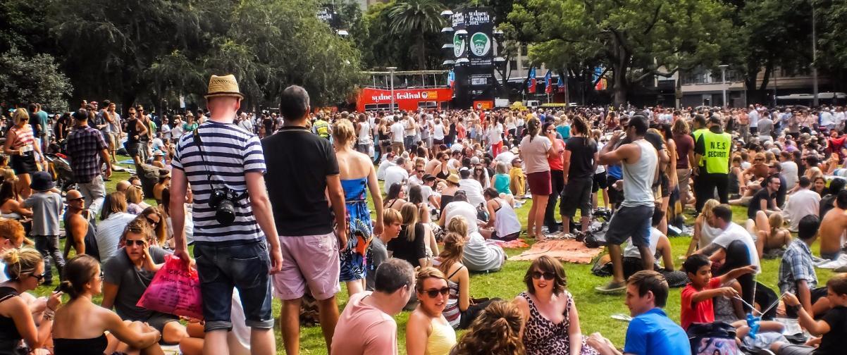 Guía Sídney, Festival Sídney