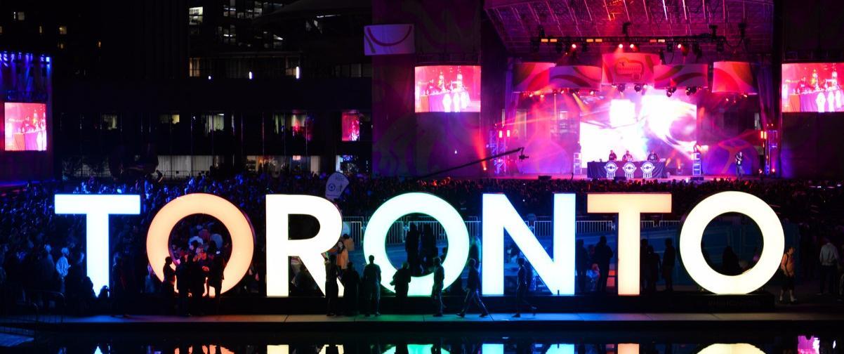 Guía Toronto, Festival en Toronto