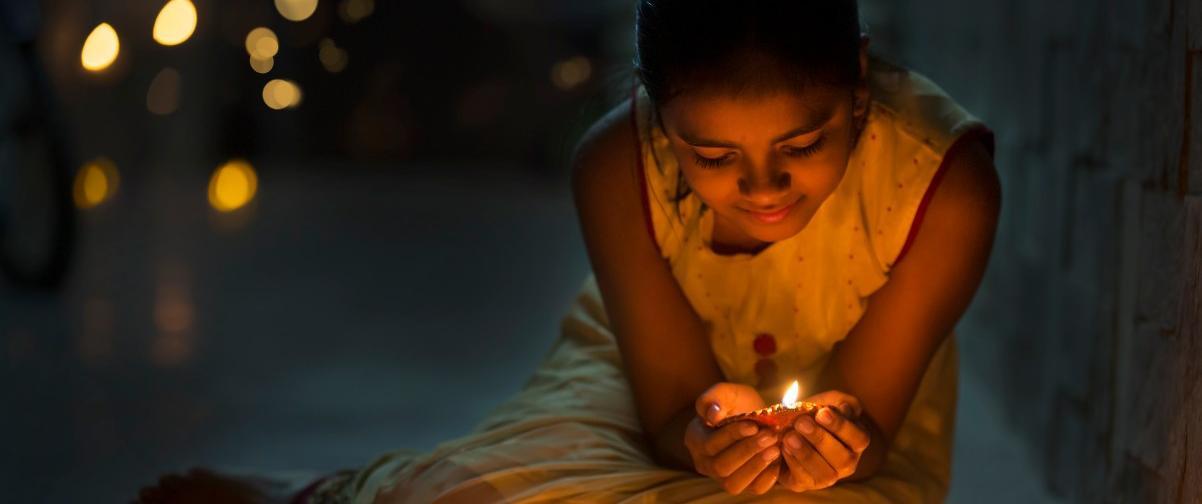 Guía Nueva Delhi, Fiesta Diwali