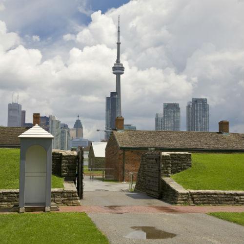 Guía Toronto, Fort York
