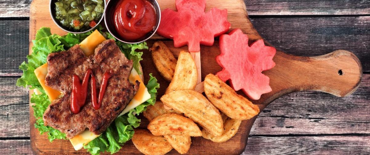 Guía Toronto, Gastronomía canadiense