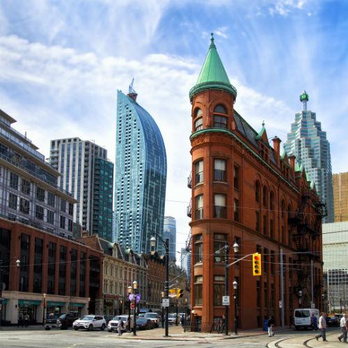 Guía Toronto, Gooderham Building
