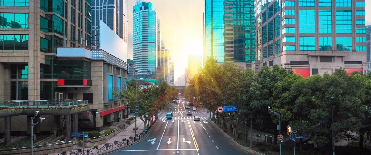 Guía Shanghai, Huaihai Road