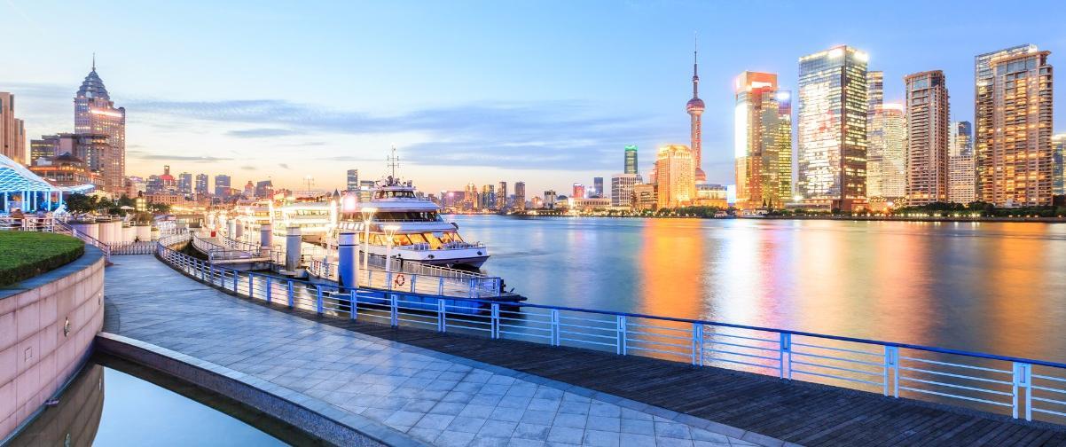 Guía Shanghai, Huangpu River