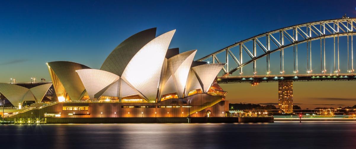 Guía Sídney, Sídney Opera House