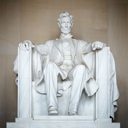 Guía Washington, Monumento a Lincoln