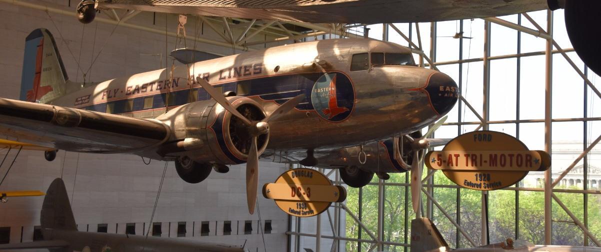 Museo Nacional de la Aeronáutica y del Espacio