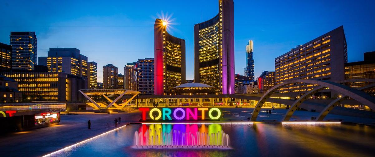 Guía Toronto, Nathan Phillips Square