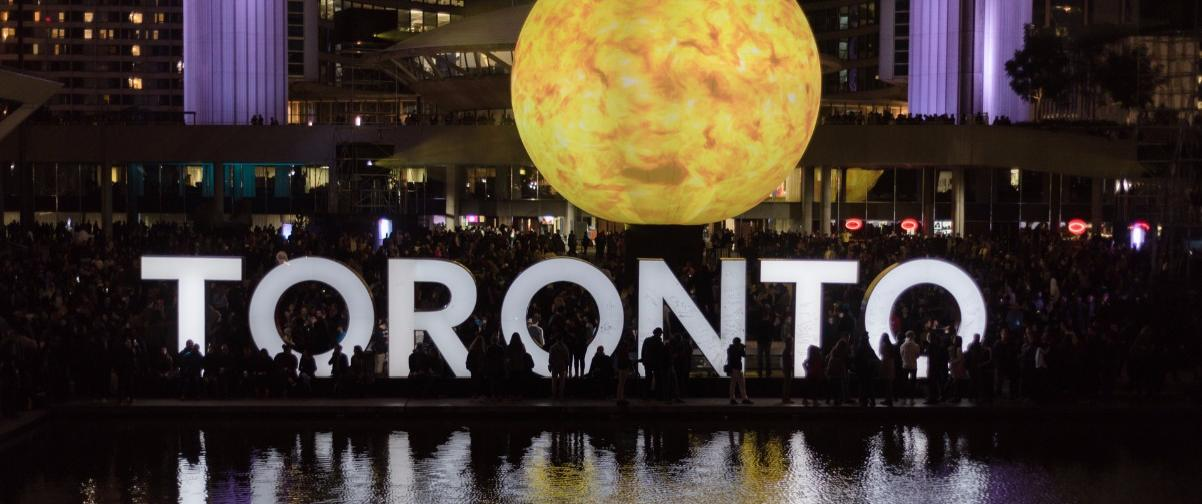 Guía Toronto, Nuit en Blanche