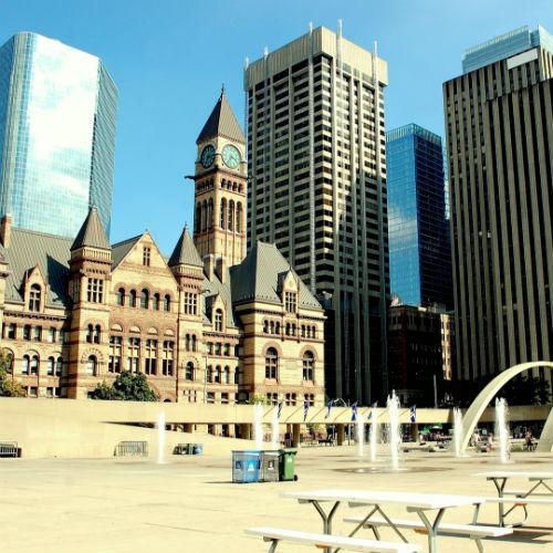 Guía Toronto, Old City Hall