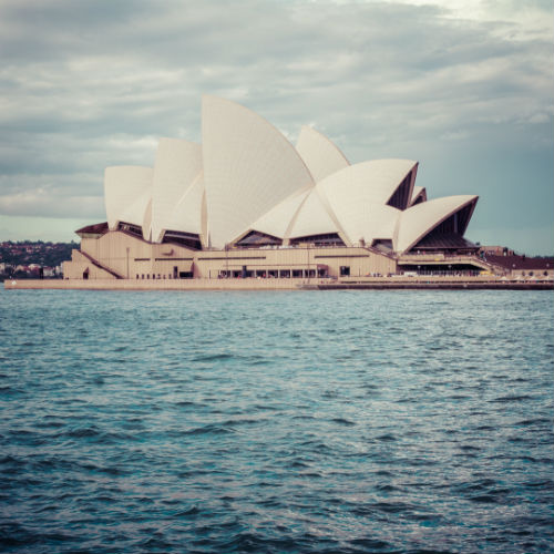 Guía Sídney, Opera Sidney