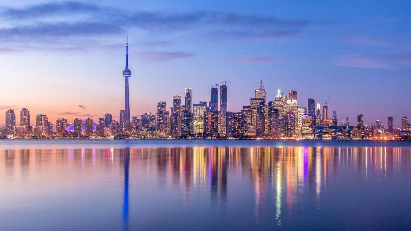 Guía Toronto