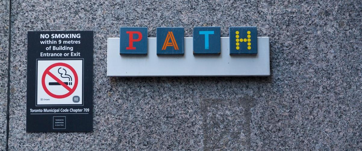 Guía Toronto, Sistema PATH