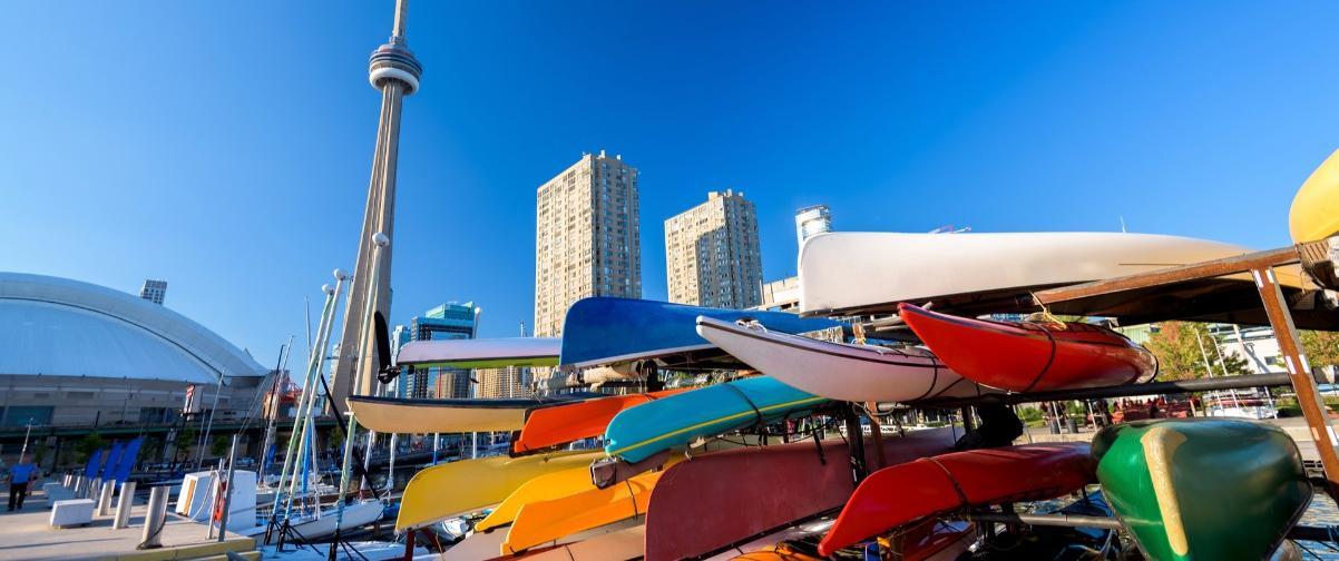 Guía Toronto, Verano Toronto