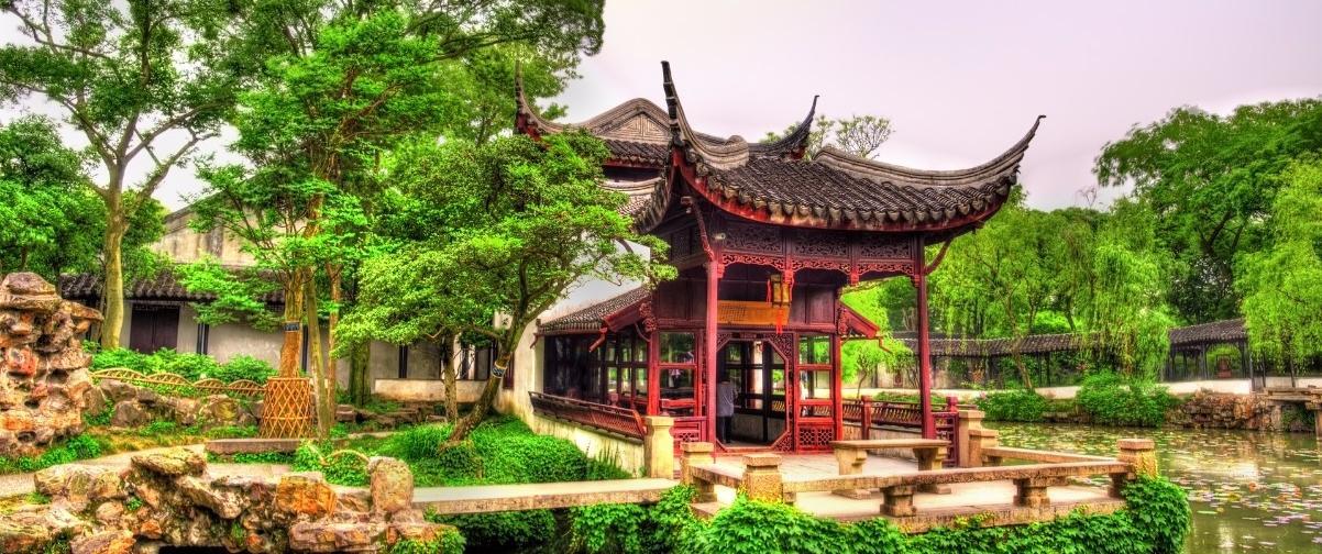 Guía Shanghai, Suzhou
