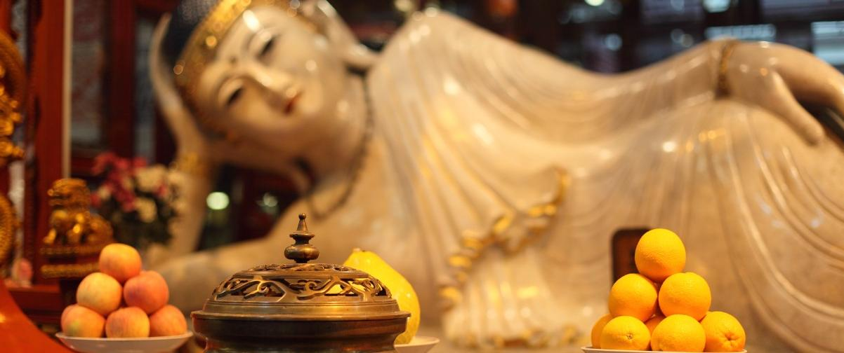 Guía Shanghai, Templo del Buda de Jade