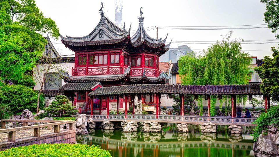 Guía Shanghai