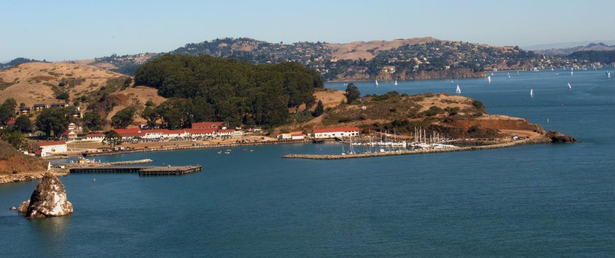 Guía San Francisco, Tiburón
