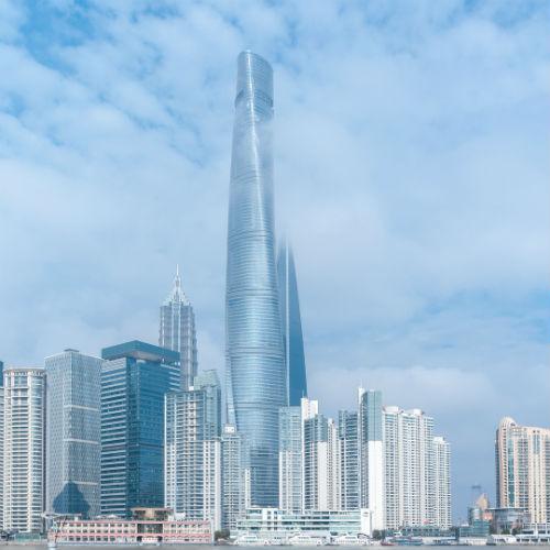 Guía Shanghai, Torre de Shanghai