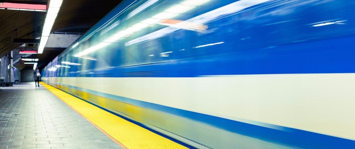 Guía Montreal, Tren de Montreal