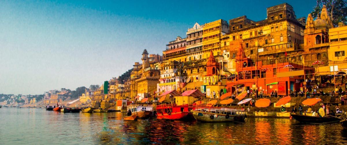 Guía Nueva Delhi, Río Ganges