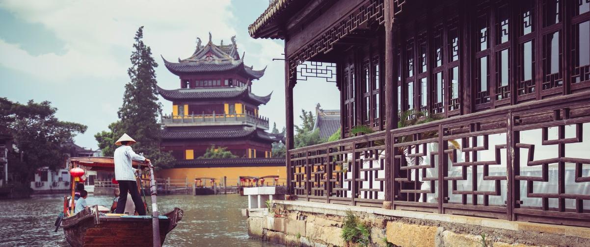 Guía Shanghai, Zhujiajiao