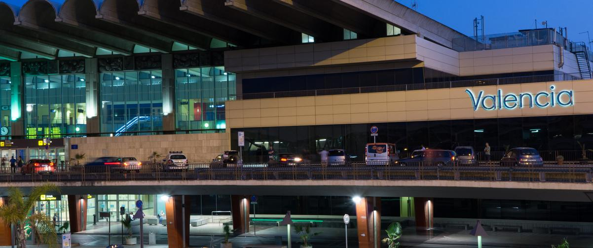 Guía Valencia, Aeropuerto de Valencia