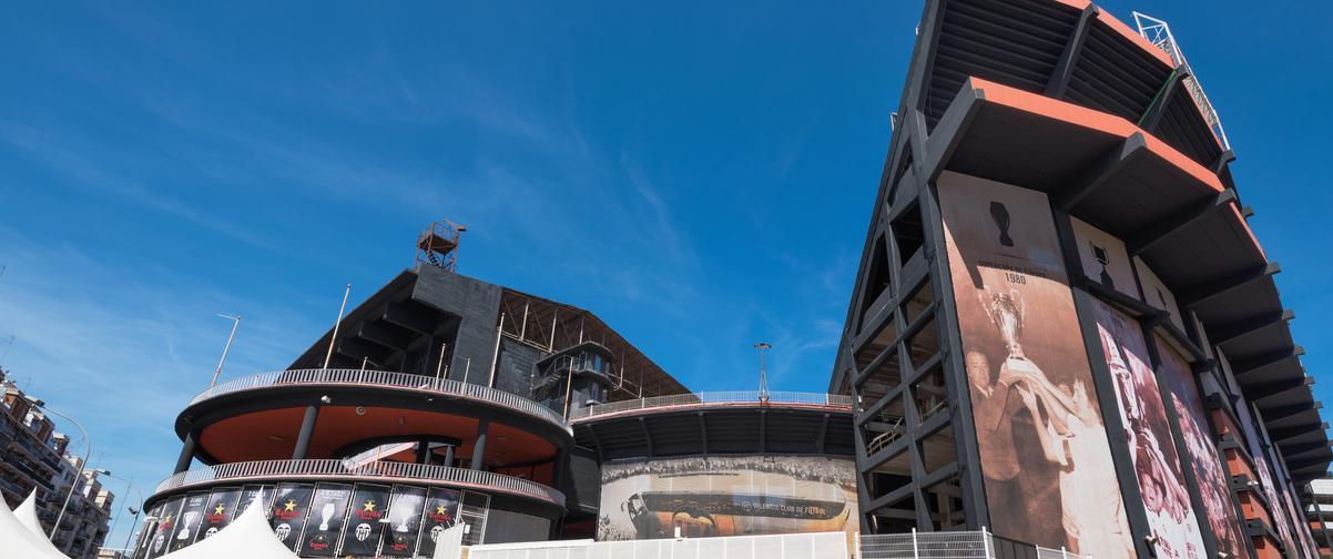Guía Valencia, Estadio Mestalla