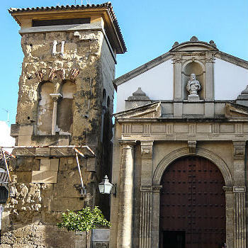 Guía Córdoba, Alminar de San Juan