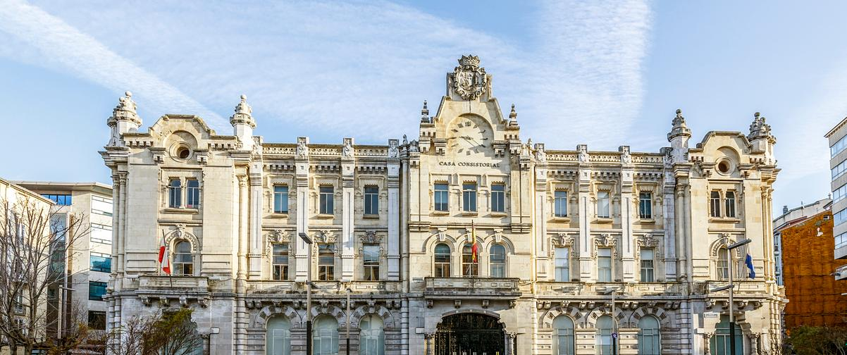 Guía Santander, Ayuntamiento