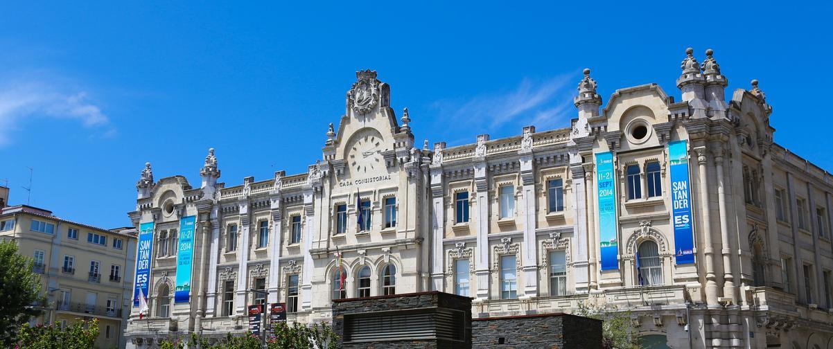 Guía Santander, Casa consistorial