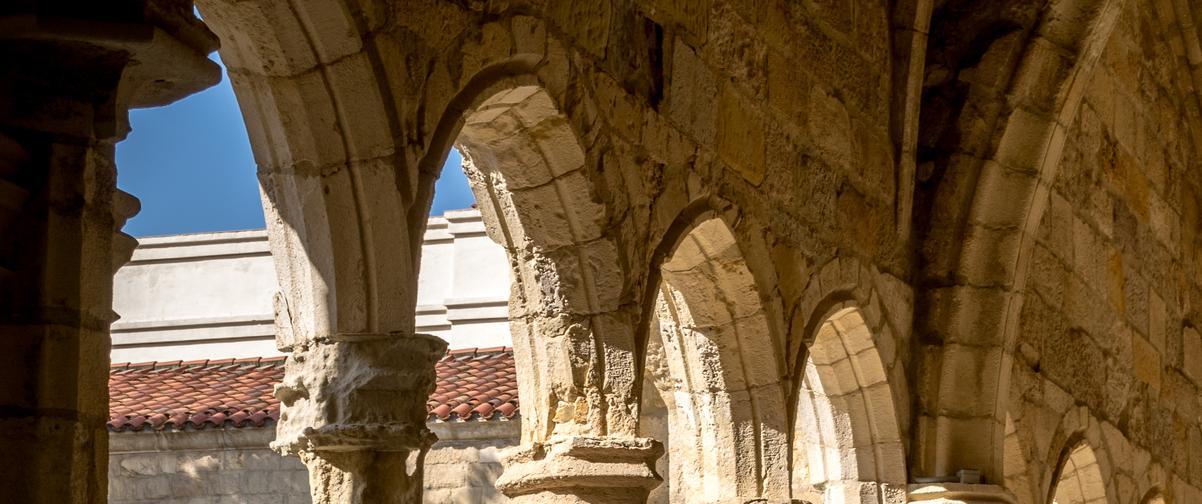 Guía Santander, Arcos Catedral