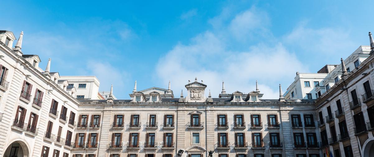 Guía Santander, Plaza Porticada