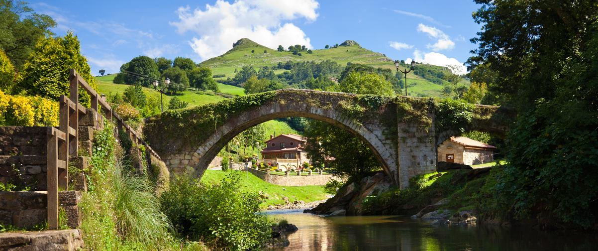 Guía Santander, Puente medieval
