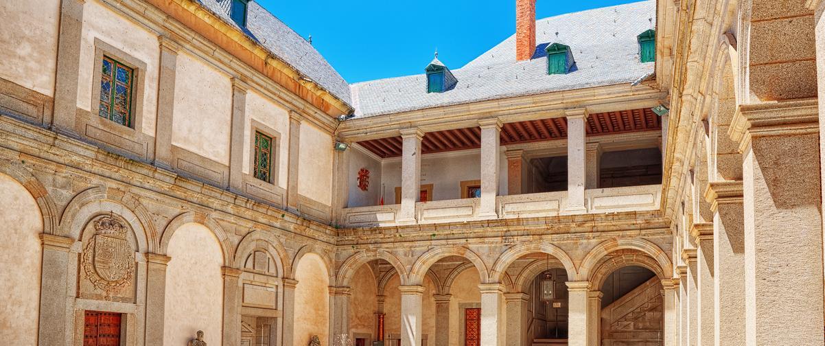 Guías Viaje, Arquitectura Alcázar