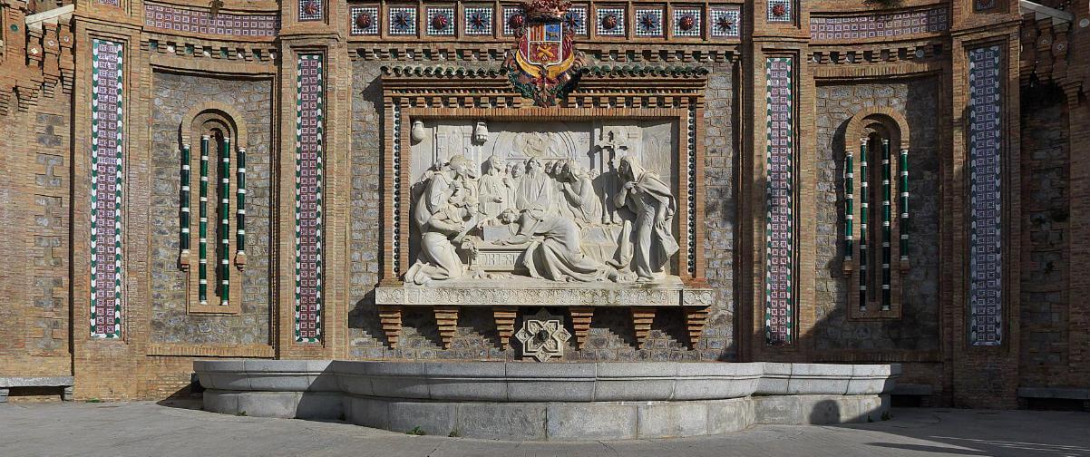 Guía Segovia, Escultura Aniceto Marinas