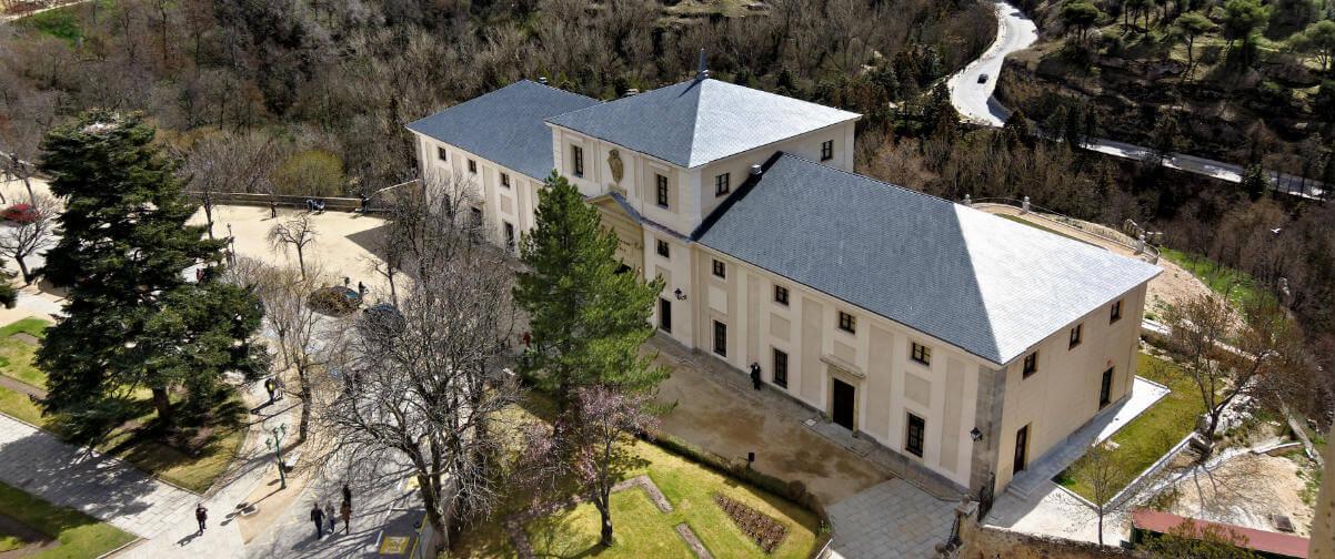 Guía Segovia, Casa de la Química