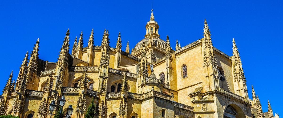 Guía Segovia, Catedral