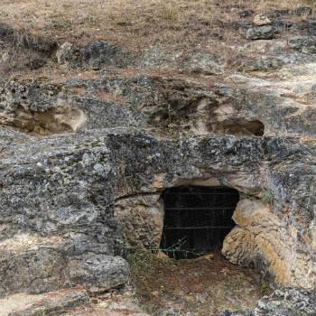 Guía Segovia, Cementerio Judío