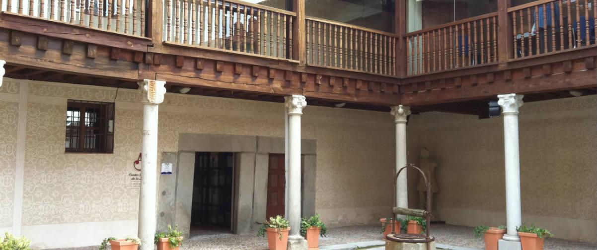 Guía Segovia, Centro didáctico de la Judería
