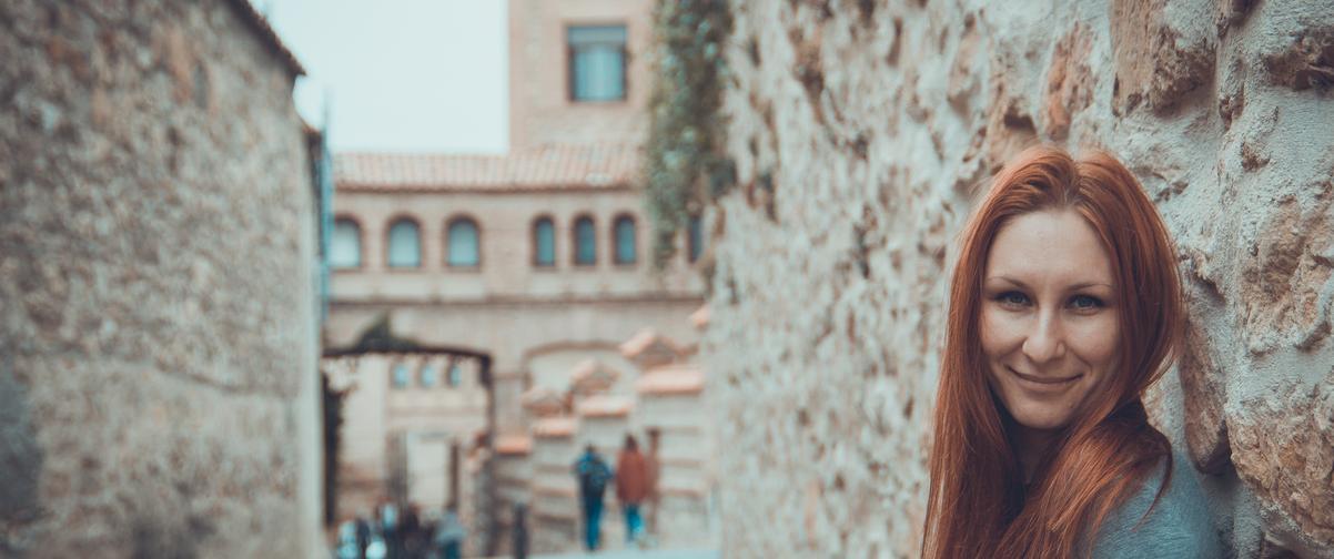 Guía Segovia, Chica en Segovia