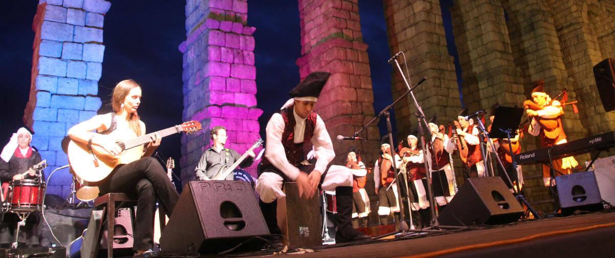 Guía Segovia, Festival de Segovia